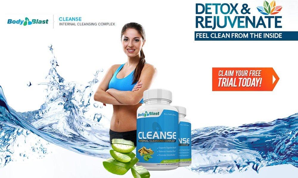 BODYBLAST CLEANSE