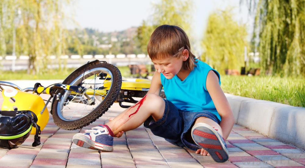 4 Common Sports Injuries Faced By Your Kid - Health and ...