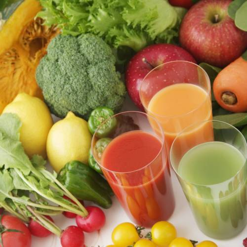 Juicing Fruits and Vegetables for Speedy Weight Loss