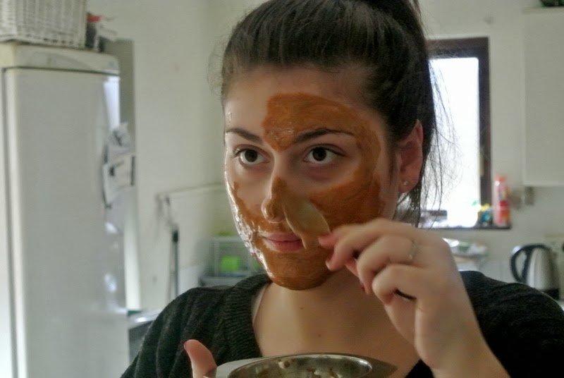 Cinnamon Mask