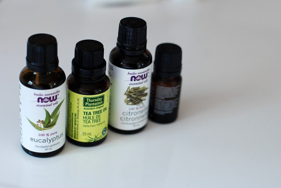 Spot Treat With Tea Tree Oil